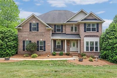 Guilford County Single Family Home For Sale: 5908 Crutchfield Farm Road