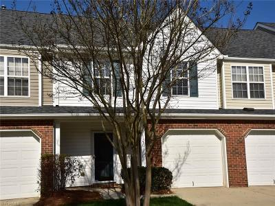 Guilford County Condo/Townhouse For Sale: 1156 Parsons Place