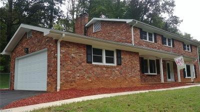 Winston Salem NC Single Family Home For Sale: $275,000