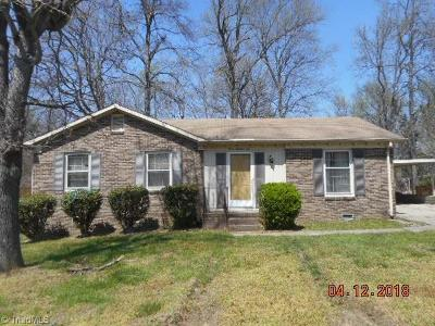 Guilford County Single Family Home For Sale: 310 Glenview Drive