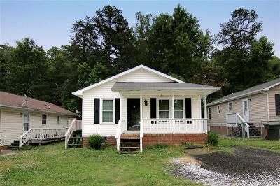 Guilford County Single Family Home For Sale: 204 Aunt Mary Avenue