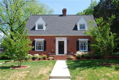 Alamance County Single Family Home For Sale: 1110 Franklin Street