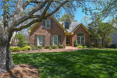 Greensboro Single Family Home For Sale: 924 Benfield Drive