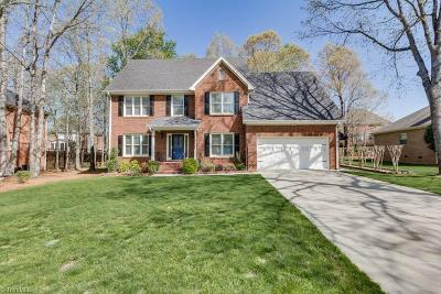 Kernersville Single Family Home For Sale: 1175 Reynolds Price Drive