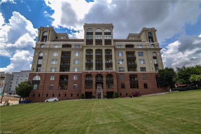 Winston Salem Condo/Townhouse For Sale: 1 Park Vista Lane #350