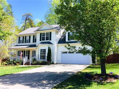 High Point Single Family Home For Sale: 4204 Cove Court