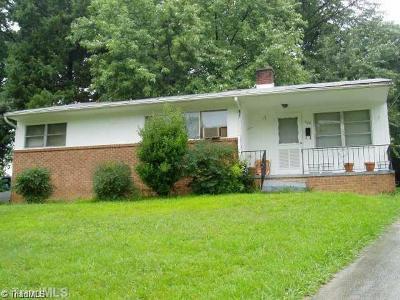 High Point Single Family Home For Sale: 609 Woodridge Lane