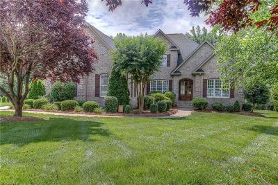 Summerfield Single Family Home For Sale: 6247 Stanback Court