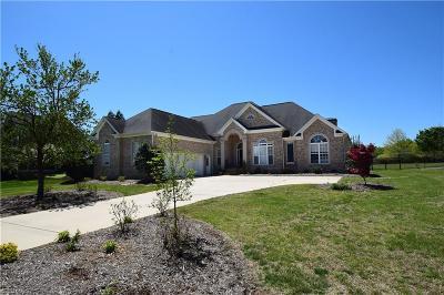 Greensboro Single Family Home For Sale: 6091 Clopton Drive