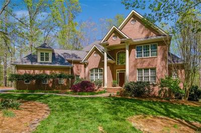 Lewisville NC Single Family Home For Sale: $859,000