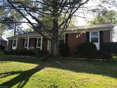 Guilford County Single Family Home For Sale: 905 Parliament Street