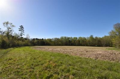 Alamance County Residential Lots & Land For Sale: Union Ridge Road