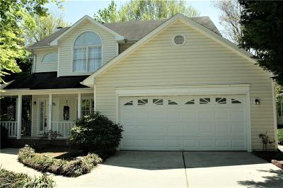 Guilford County Single Family Home For Sale: 6301 Stonewick Drive