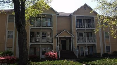 Guilford County Condo/Townhouse For Sale: 3109 Darden Road #H