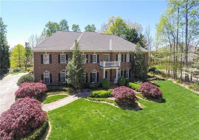Greensboro Single Family Home For Sale: 4311 Ravenstone Drive