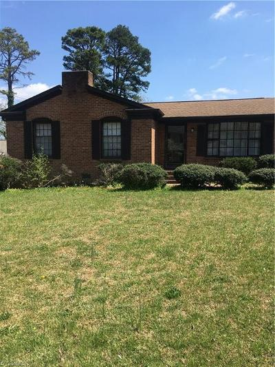 Greensboro Single Family Home For Sale: 2205 Fawn Street
