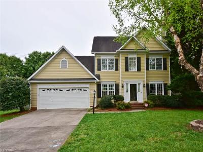 Clemmons Single Family Home For Sale: 470 Craver Pointe Drive
