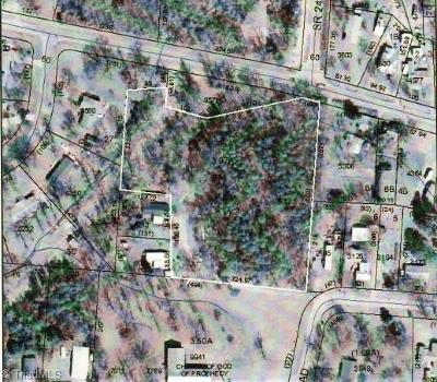 Denton NC Residential Lots & Land For Sale: $29,390