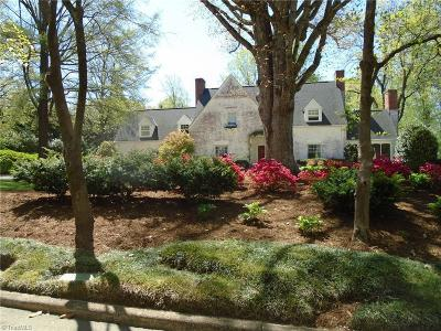 Rockingham County Single Family Home For Sale: 1205 Huntsdale Road