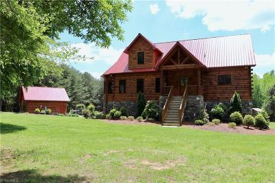 Gibsonville Single Family Home For Sale: 6707 Frieden Church Road