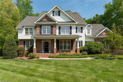 Greensboro Single Family Home Due Diligence Period: 708 Chestnut Hill Court