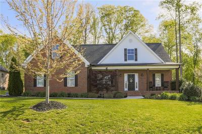 Kernersville Single Family Home Due Diligence Period: 4012 Ridgeline Drive