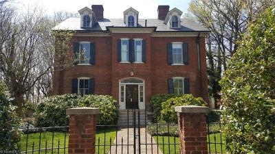Winston Salem Single Family Home For Sale: 118 S Cherry Street