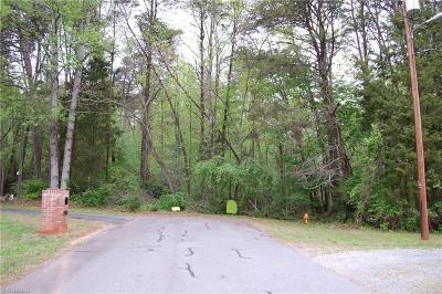 Winston Salem Residential Lots & Land For Sale: 023b Robindale Drive