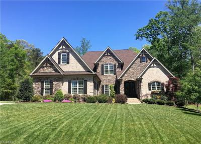 Summerfield Single Family Home For Sale: 1490 Rob Roy Court