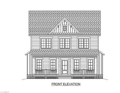 Winston Salem Single Family Home For Sale: Lot 390 Stable Bend Lane