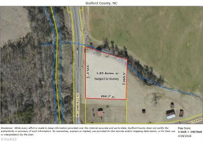 McLeansville Residential Lots & Land For Sale: 6100 (Portion) McLeansville Road