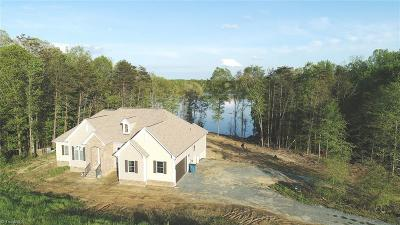 Alamance County Single Family Home Due Diligence Period: 675 Stoney Creek Church Road