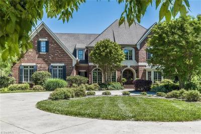 Winston Salem Single Family Home For Sale: 3915 White Hawk Lane