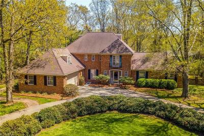 Alamance County Single Family Home For Sale: 3117 Amherst Avenue