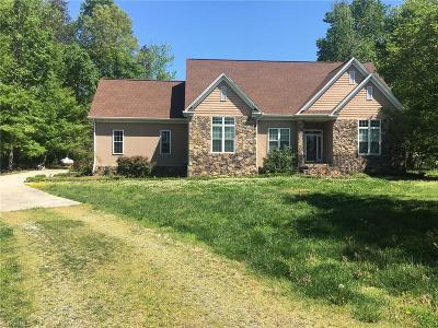McLeansville Single Family Home For Sale: 4407 Zadie Drive