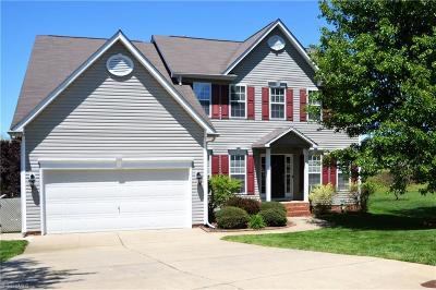 High Point Single Family Home Due Diligence Period: 4353 Thistle Down Court