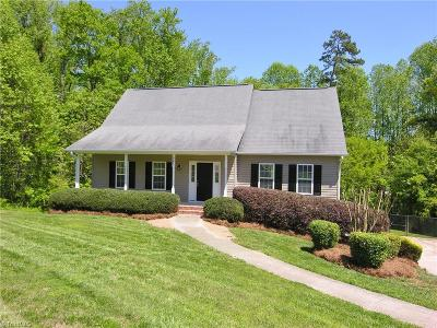 Kernersville Single Family Home Due Diligence Period: 341 Running Springs Lane