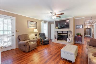 Kernersville Single Family Home Due Diligence Period: 1120 Foxfire Road