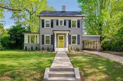 Single Family Home For Sale: 607 Farriss Avenue