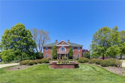 Liberty NC Single Family Home Due Diligence Period: $1,395,000
