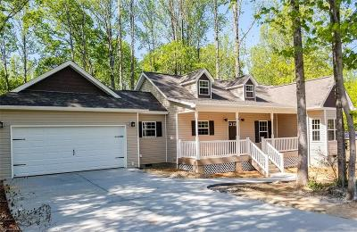 Single Family Home Sold: 8316 McCrory Road