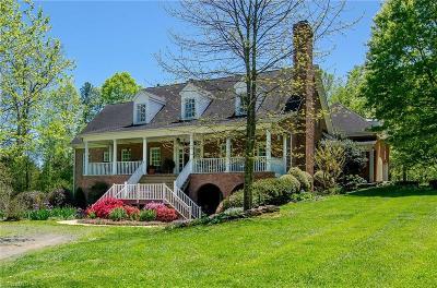 Winston Salem NC Single Family Home For Sale: $895,000