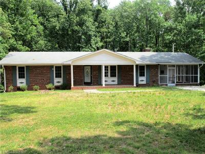 Stoneville Single Family Home For Sale: 145 Dogwood Road
