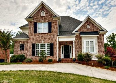 Winston Salem Single Family Home Due Diligence Period: 4450 Greystone Place Court
