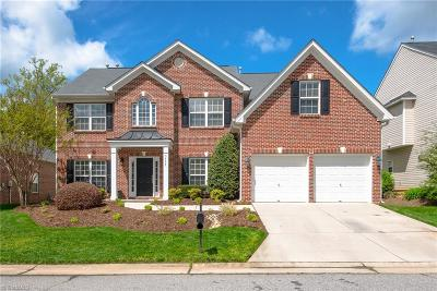 Clemmons Single Family Home For Sale: 3555 Meadow Glen Court