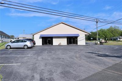 Burlington Commercial For Sale: 1998 Nc Highway 62