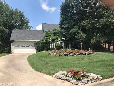 Greensboro Single Family Home For Sale: 5317 Brandermill Court