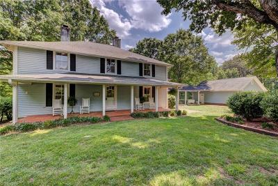 Guilford County Single Family Home For Sale: 8313 Stafford Mill Road