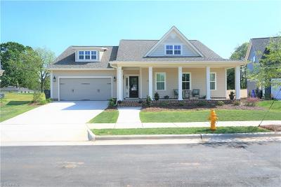 Kernersville Single Family Home Due Diligence Period: 1831 Eastover Court