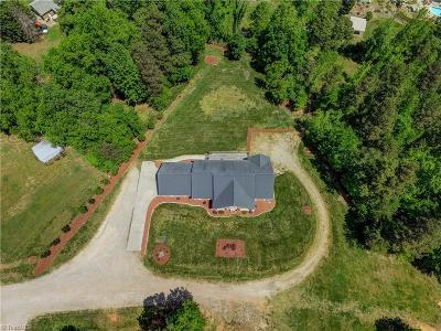 Pleasant Garden Single Family Home For Sale: 6811 Branson Mill Road